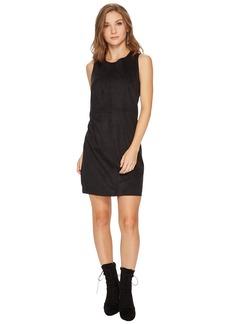 Kensie Stretch Suede Dress KS0U7137