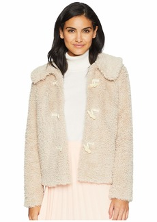 Kensie Teddy Fur Jacket KS0K2311
