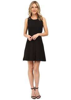 Kensie Textured Dot Dress KS0K7242