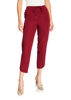 Kensie Thick Stretch Twill Pants
