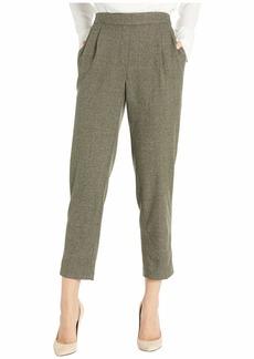 Kensie Tweed Plaid Pants KS0K1332
