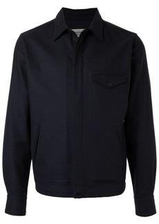 Kent & Curwen classic bomber jacket
