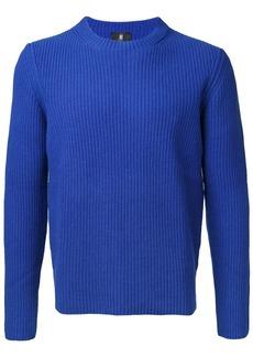 Kent & Curwen ribbed knit jumper