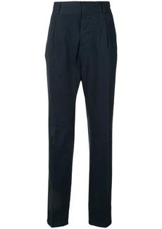 Kent & Curwen straight-leg tailored trousers