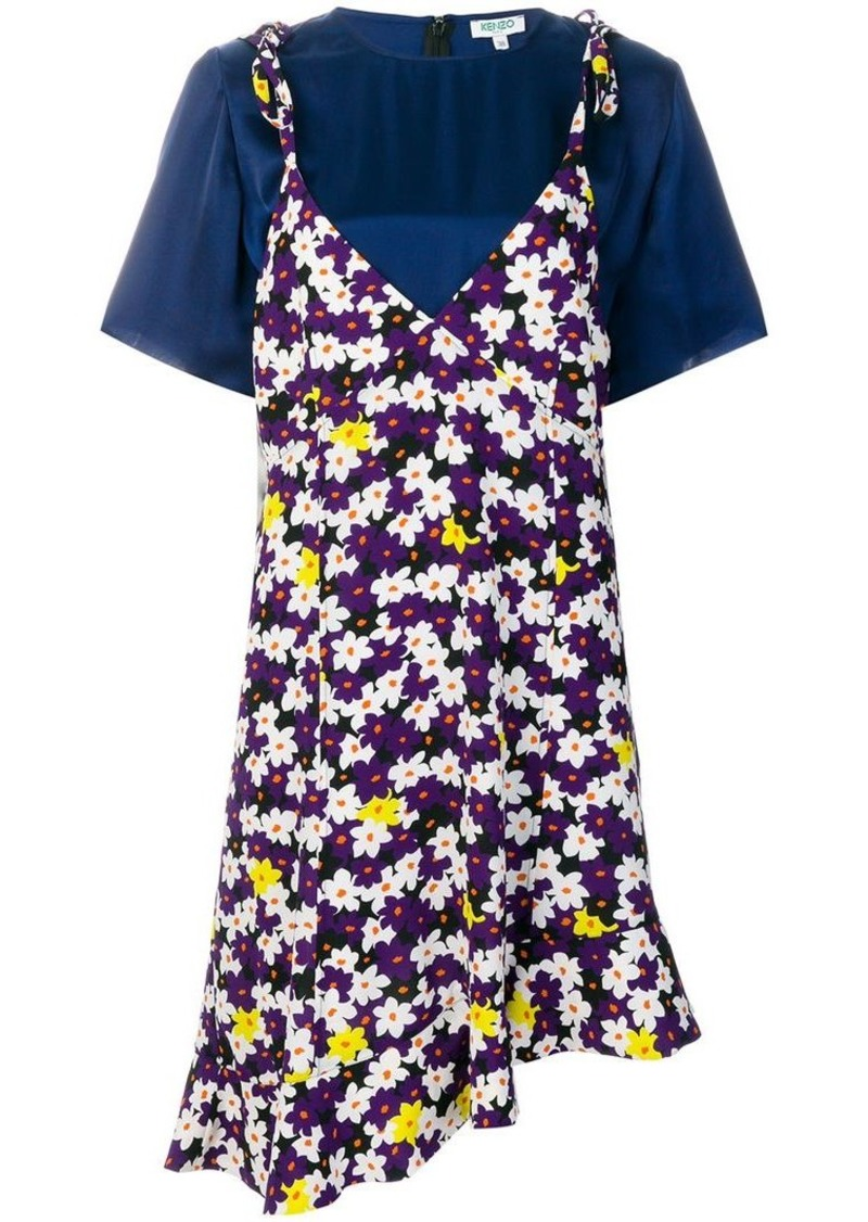 Kenzo 2 in 1 Jackie Flowers dress