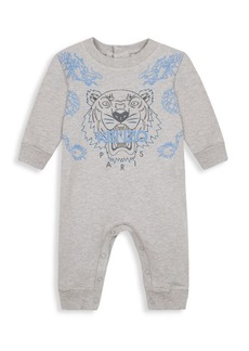 Kenzo Baby's & Little Boy's Tiger & Dragons Jumpsuit