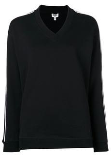 Kenzo back logo print sweatshirt