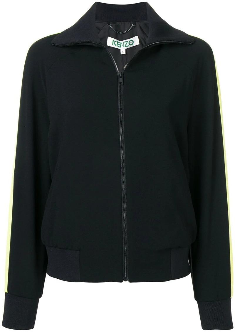 Kenzo Bamboo Tiger teddy jacket
