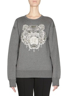 Kenzo Beaded Tiger Sweatshirt