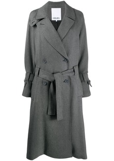 Kenzo belted mid-length trench coat