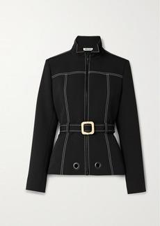Kenzo Belted Scuba Jacket