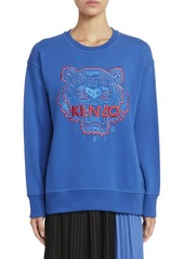 Kenzo Bi-Color Tiger Sweatshirt
