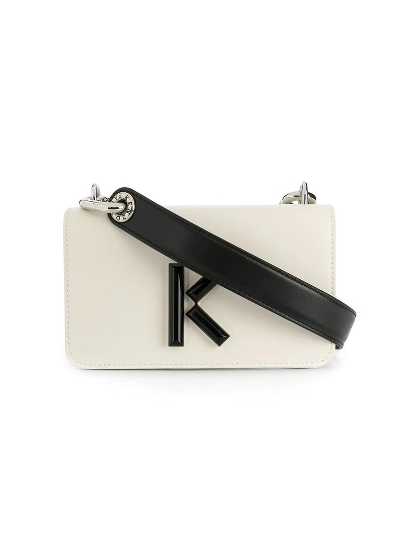 Kenzo bi-colour cross-body bag