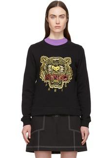 Kenzo Black & Red Tiger Sweatshirt