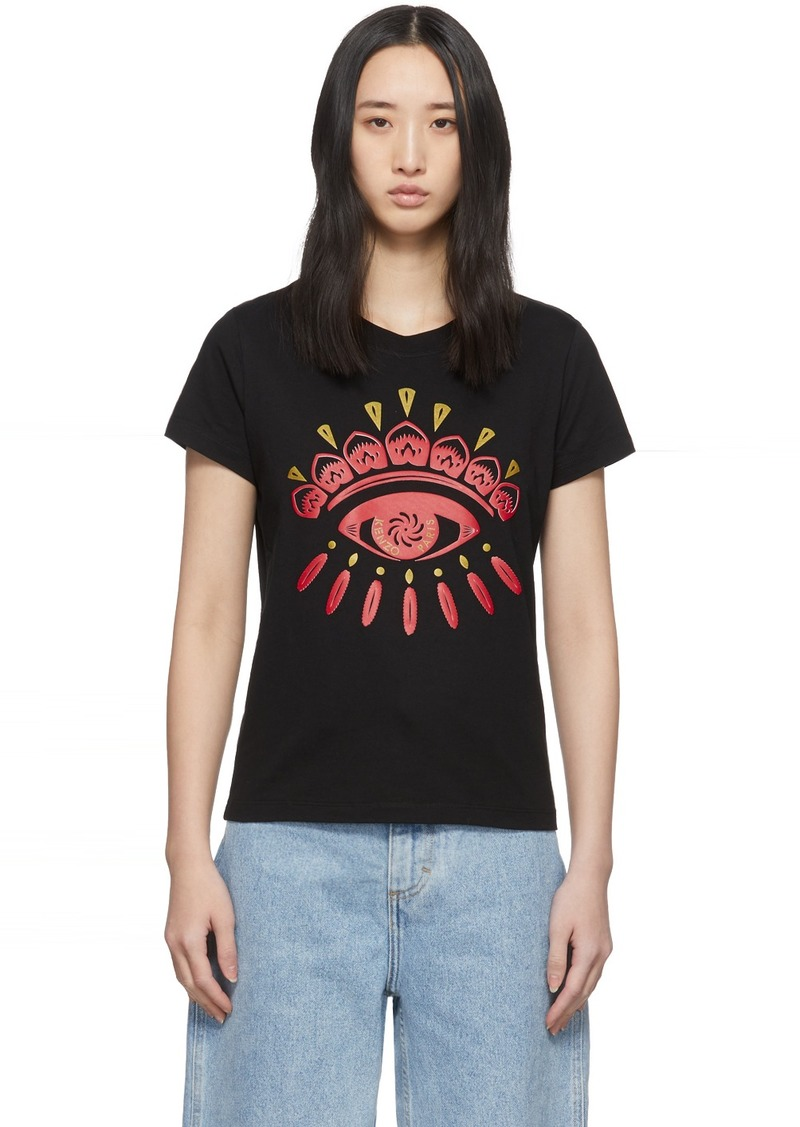 Kenzo Black Limited Edition Chinese New Year T-Shirt