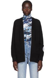 Kenzo Black Sport Zipped Sweater