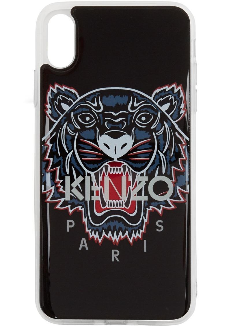 Kenzo Black Tiger iPhone XS Max Case
