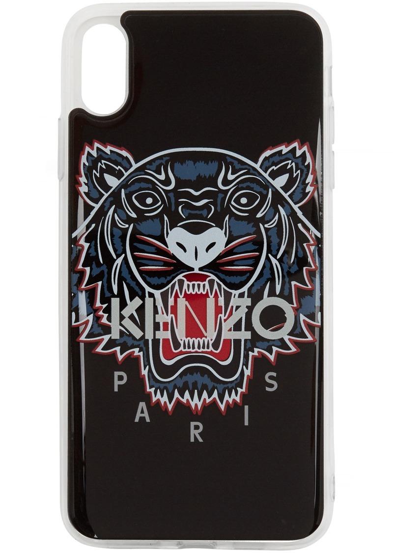 Kenzo Black Tiger iPhone X/XS Max Case