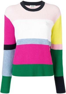 Kenzo block jumper