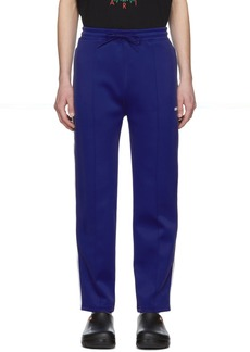 Kenzo Blue Drawstring Lounge Pants