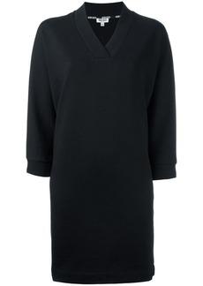 Kenzo boxy fit sweatshirt dress