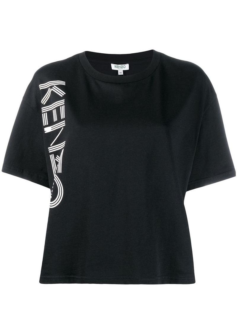 Kenzo boxy logo print T-shirt