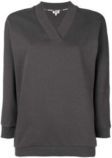 Kenzo branded V-neck sweatshirt