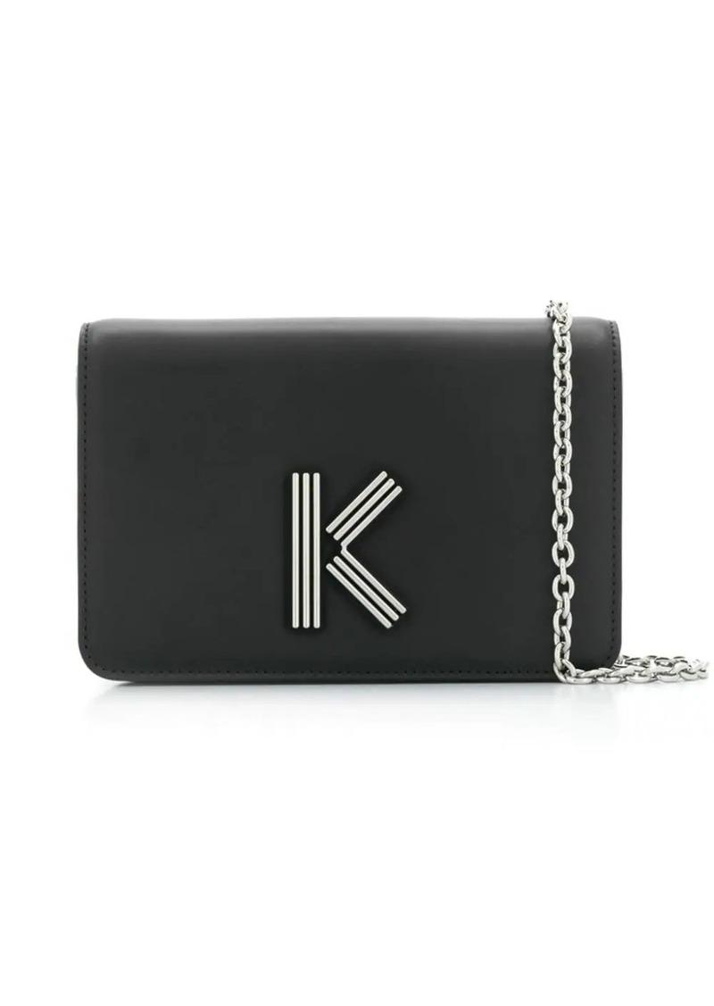 Kenzo chain logo bag