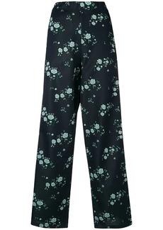 Kenzo Cheongsam Flower trousers