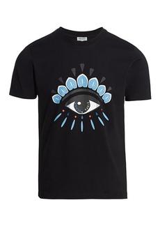 Kenzo Classic Eye Graphic T-Shirt