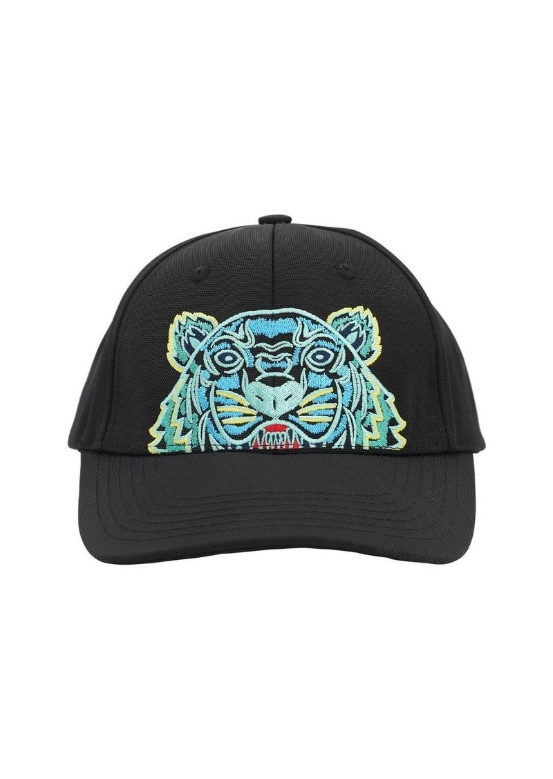 Kenzo Coated Canvas Tiger Baseball Hat