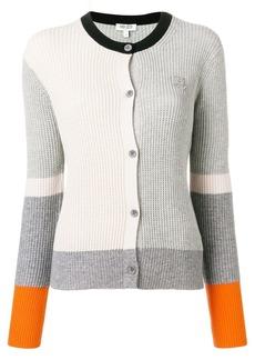 Kenzo colour block cardigan