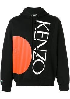 Kenzo Colour block hoodie