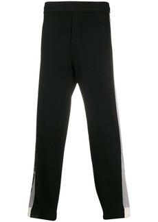 Kenzo contrast panel track pants