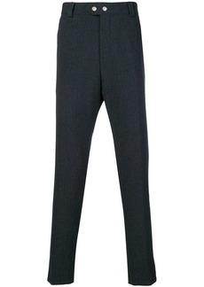 Kenzo contrasting trim trousers