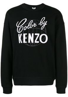 cool by Kenzo embroidered sweatshirt