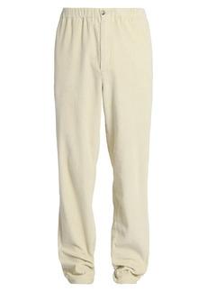 Kenzo Cotton Corduroy Joggers