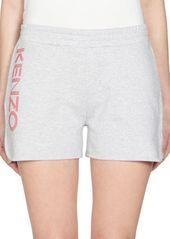 Kenzo Cotton Logo Shorts