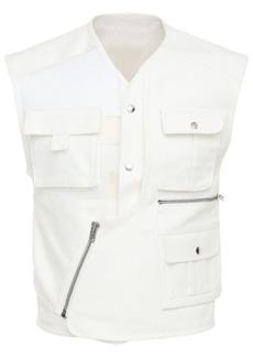 Kenzo Cotton Vest Jacket