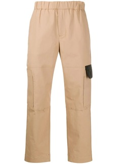 Kenzo cropped cargo trousers