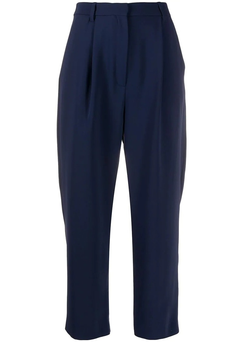 Kenzo cropped tailored trousers