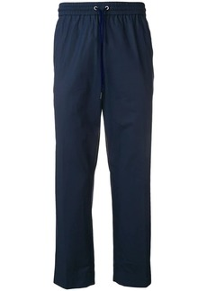 Kenzo cropped tapered trousers
