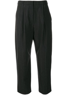 Kenzo double pleated trousers