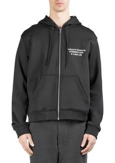 Kenzo Dragon-Print Zip-Up Hooded Jacket