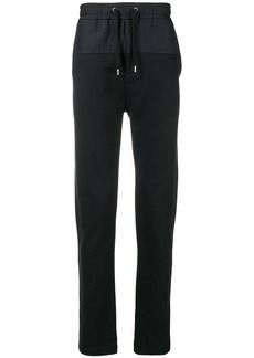 Kenzo drawstring fitted trousers
