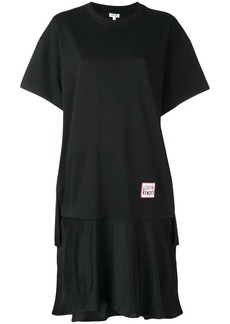 Kenzo dropped waist dress