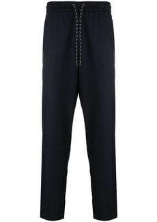Kenzo elasticated track trousers