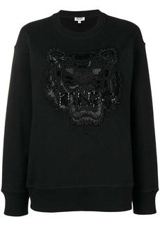 Kenzo embellished tiger sweater