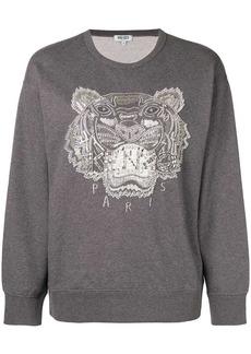 Kenzo embellished Tiger sweatshirt