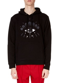 Kenzo Embroidered Eye Icon Hoodie